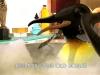 British Gas - Jake washing with sponge