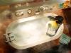 British Gas - Jake overhead bath