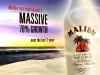 malibu - Opening Title and Hero Bottle
