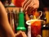 malibu - Pouring drink