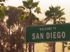 Mission Beach USA - San Diego Sign