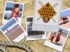 Mission Beach USA - Polaroids
