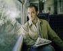 Alistair McGowan On Train