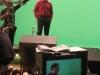 Matthew Pinsent On Set 01