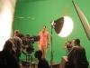 Alistair McGowan On Set 01