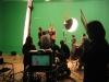 Alistair McGowan On Set 02