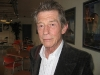 John Hurt On Set 01