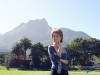 Natasha Kaplinsky in South Africa