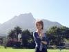 Natasha Kaplinsky in South Africa