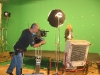Patsy Kensit On Set 01