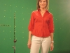Fiona Bruce On Set 01