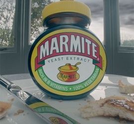 Marmite Soldiers