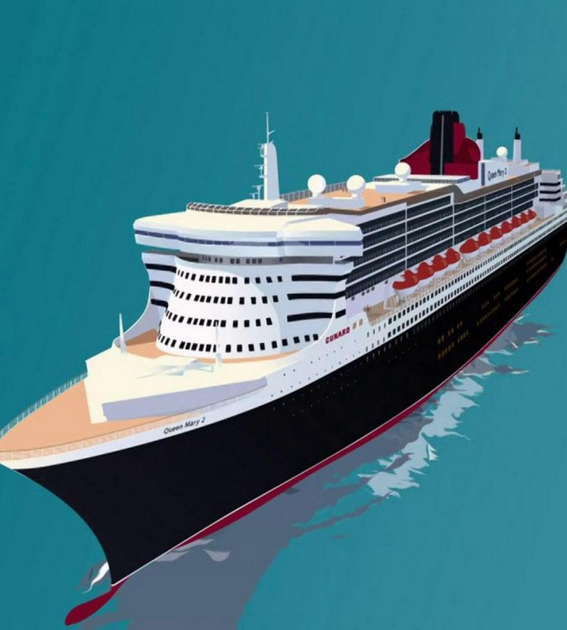 Cunard – Queen Mary 2